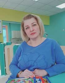 Детский сад Вуги, Педагог: Виницкая Людмила Викторовна